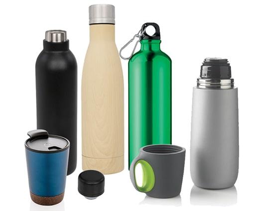 Borracce, tazze e termos personalizzati - Gadget aziendali