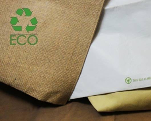 Articoli promozionali riciclabili