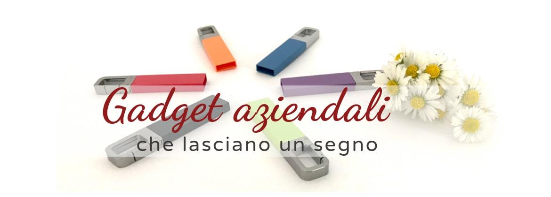 Gadget aziendali tecnologici, piccoli ed indiscreti per promuovere il business