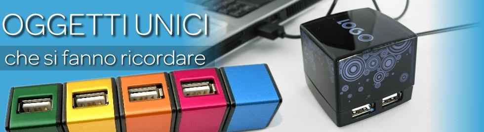 Hub USB Personalizzato