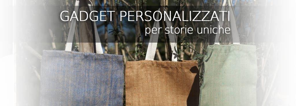 Shopper promozionali in tela