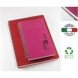 Notes Recycle-me Regular cartoncino riciclato Made in Italy