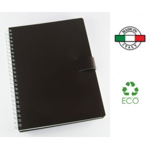 Notes Retime Top cuoio rigenerato Made in Italy