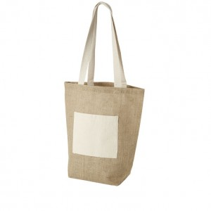 Shopper in juta Calcutta cm 20x37x15