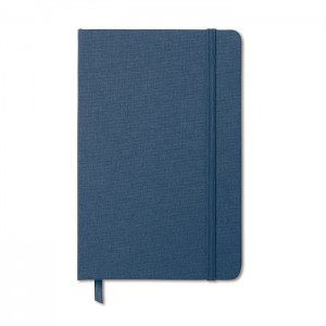 Notebook A5 Fabric Note con cover in tessuto
