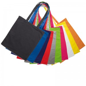 Shopper in cotone 140 g/m2 Cottonel cm 38x42