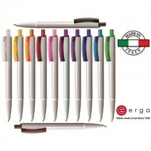 Penna a sfera e-Twenty Flash Erga Made in Italy