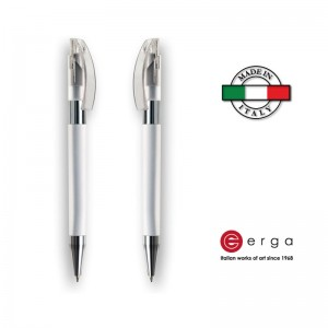 Penna a sfera Thera Metal Frost Erga Made in Italy