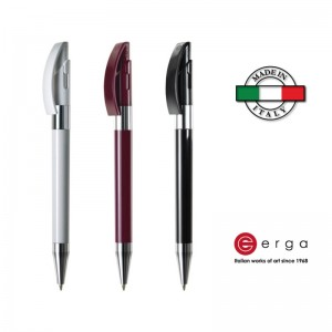 Penna a sfera Thera Metal Classic Erga Made in Italy