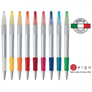 Penna a sfera Ultra Silver Erga Made in Italy