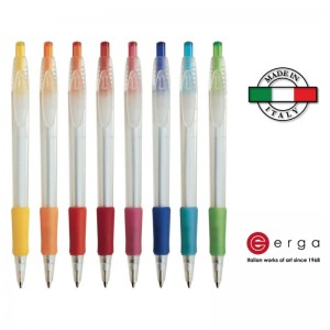 Penna a sfera Ultra Frost Ice Erga Made in Italy