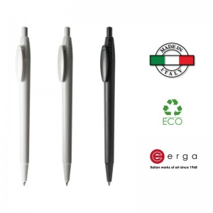 Penna a sfera Extra Recycled Erga Made in Italy