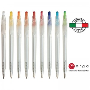 Penna a sfera Extra Frost Ice Erga Made in Italy