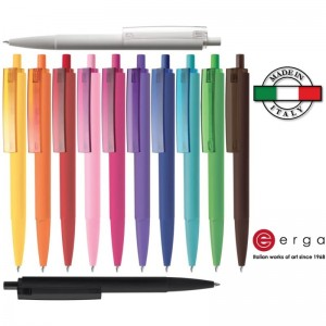 Penna a sfera e-Venti Soft Solid Erga Made in Italy