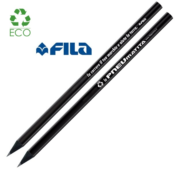 Pneumatita matita Fila in gomma riciclata