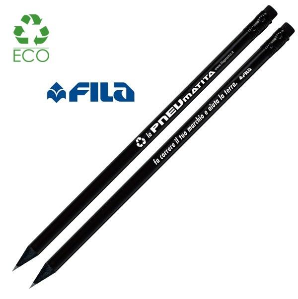 Pneumatita matita Fila in gomma riciclata con gomma