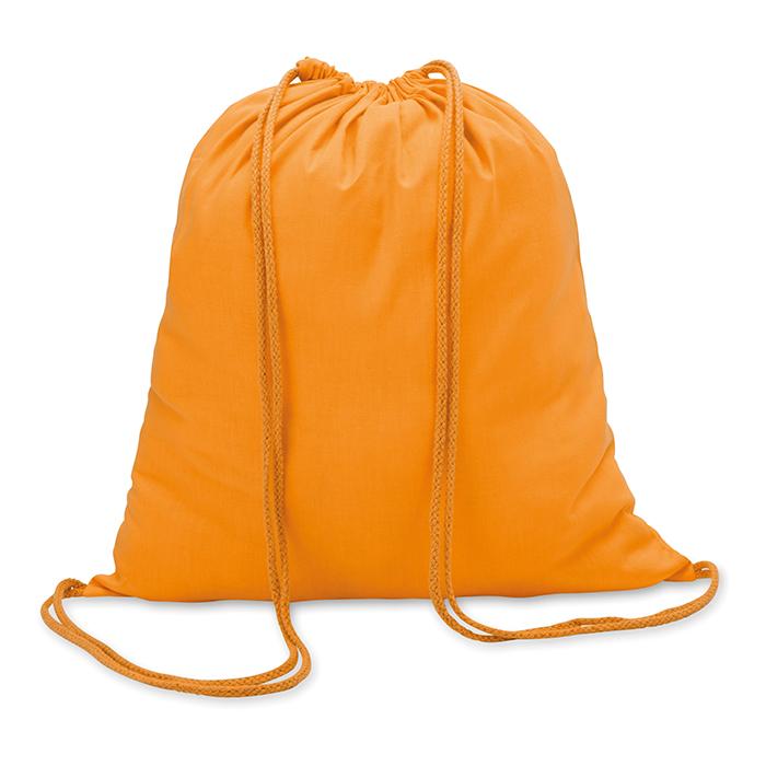 Zaino sacca in cotone Colored