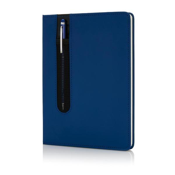 Taccuino A5 Deluxe con penna touchscreen