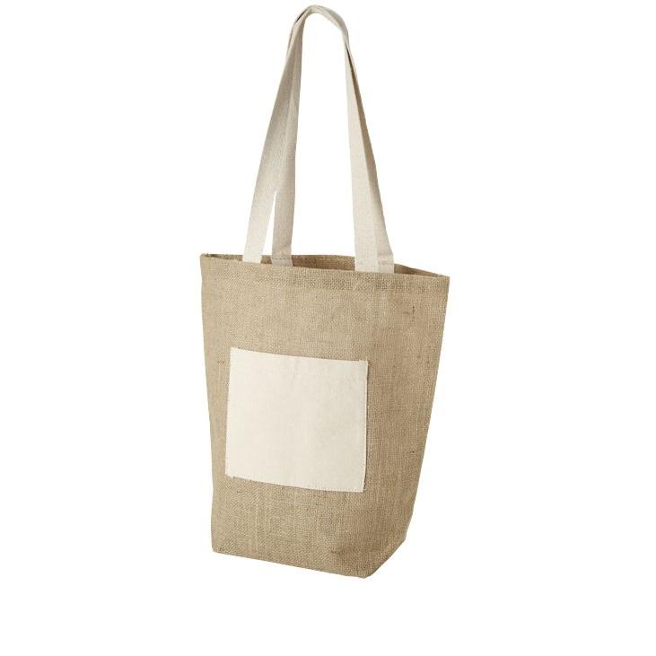 Shopper in juta Calcutta cm 20x37x15