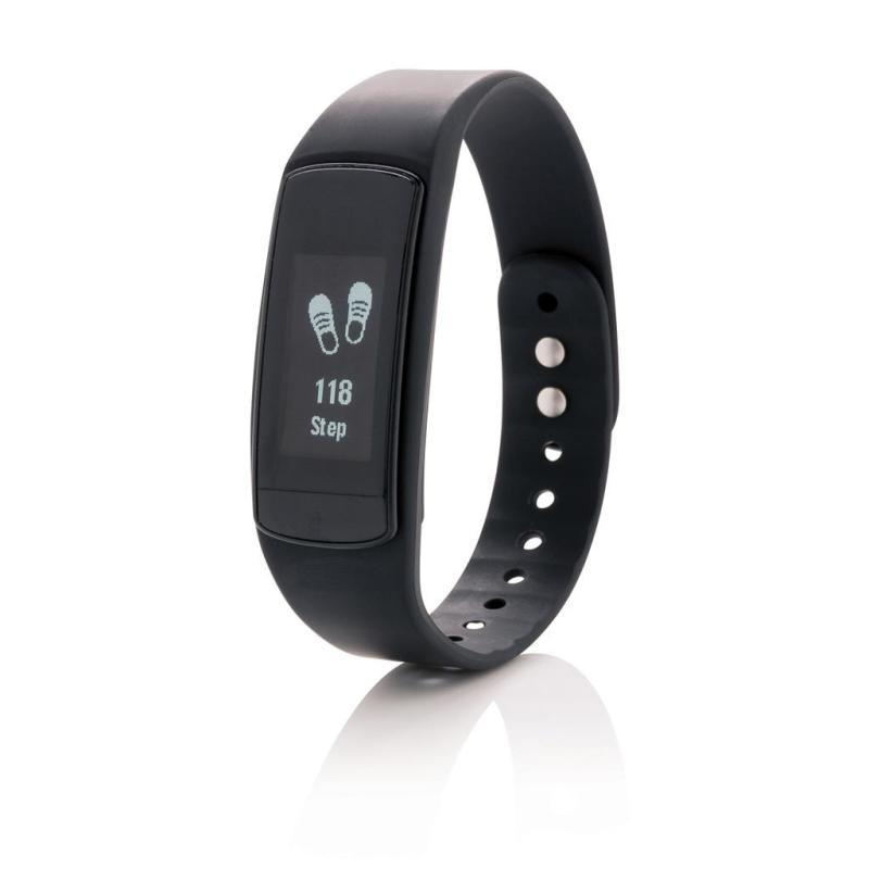 Activity tracker touch screen e cardiofrequenzimetro