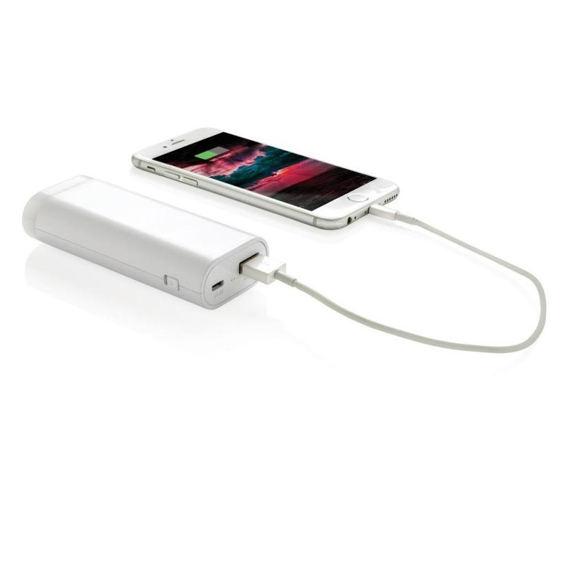 Power Bank Lighthouse 5000 mAh
