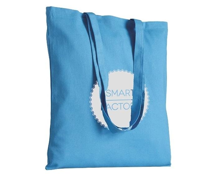 Shopper in cotone pesante 220 gr/m² cm 38x42