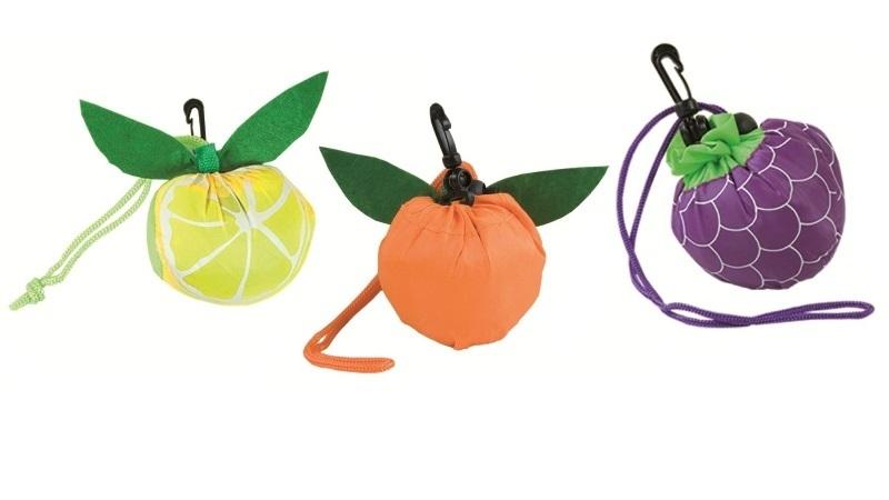 Shopper Fruit ripiegabile cm 41x43