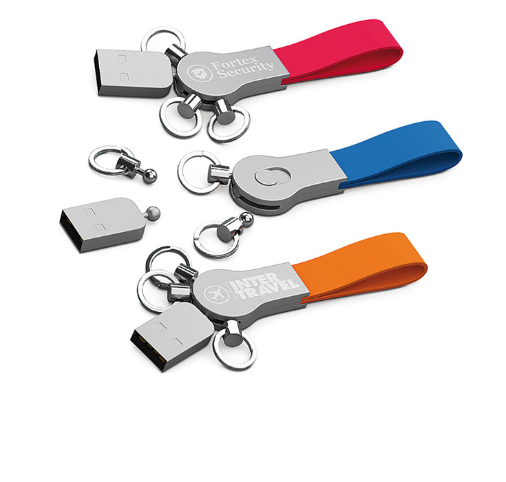 Chiave USB Iron Silicone