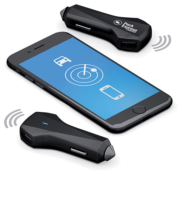 Car charger - GPS tracker