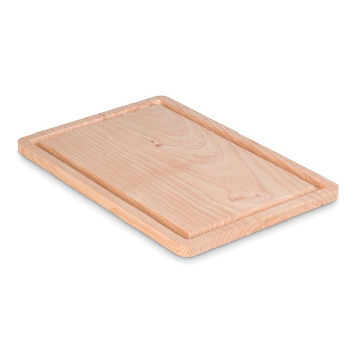 Tagliere rettangolare grande in legno - Ellwood