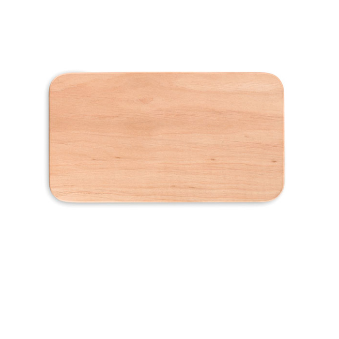 Tagliere rettangolare piccolo in legno -  Pétit Ellwood