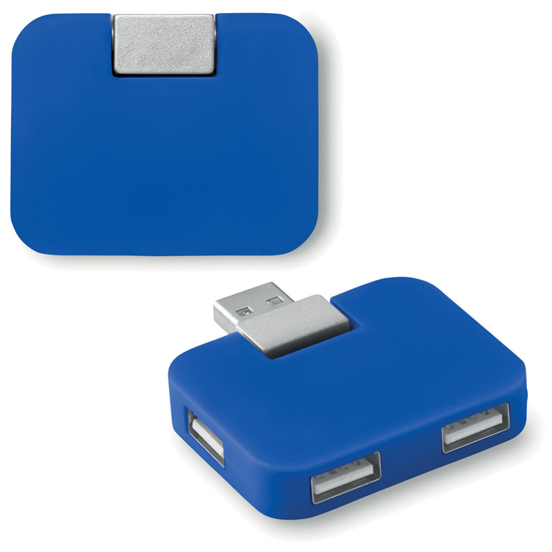 Multi presa Square per 4 USB