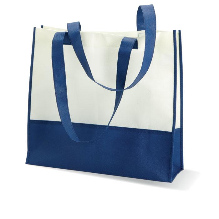 Shopper o borsa mare Vivi in TNT cm 39x35,5x12,5