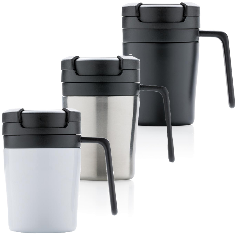 Tazza Coffee to go con manico 160 ml