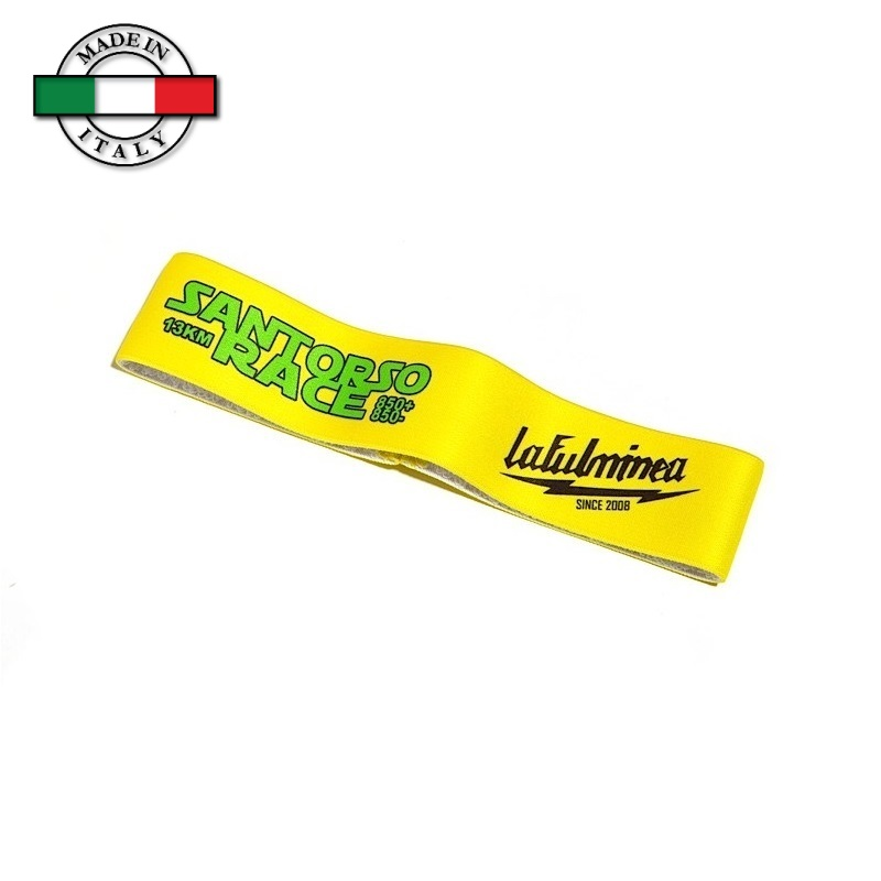 Fascia tergisudore Made in Italy