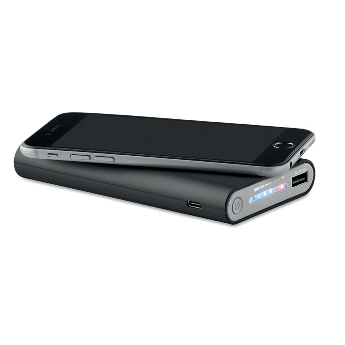 Power bank wireless da 8000 mAh Vigor