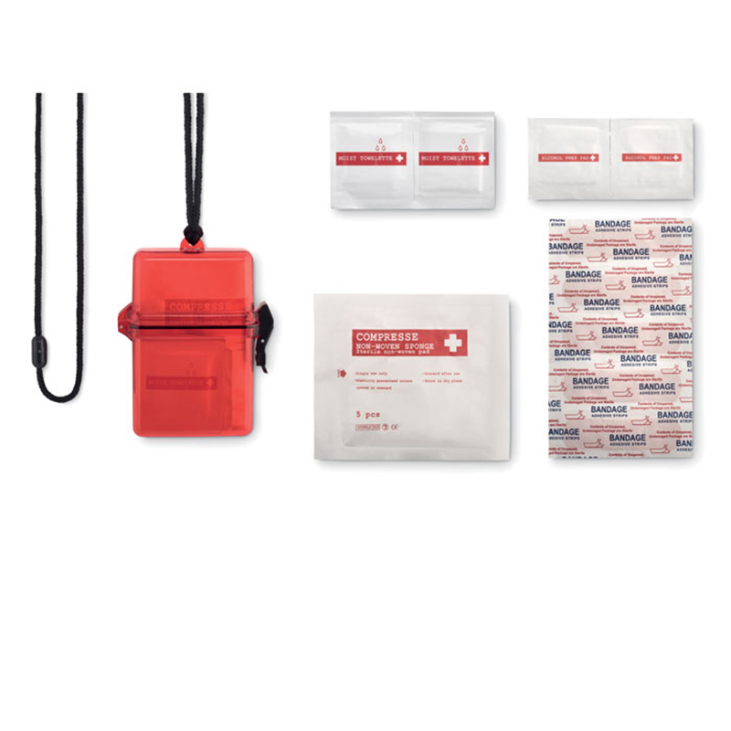 Kit primo soccorso waterproof - Safe