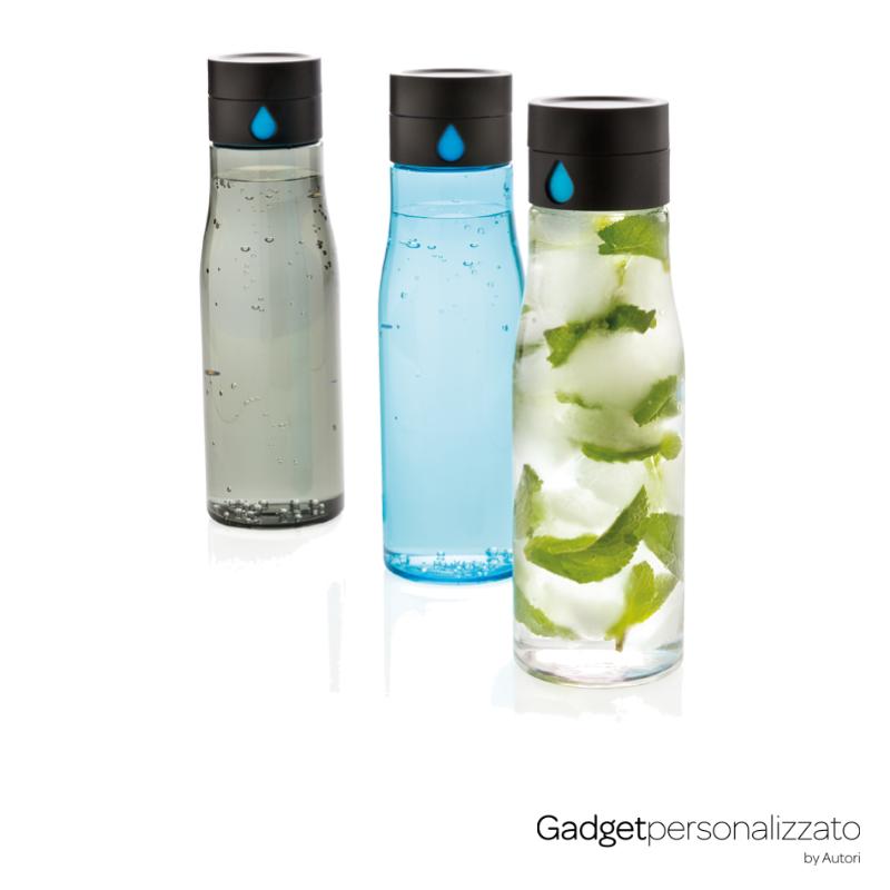 Bottiglia in Tritan Aqua 600 ml