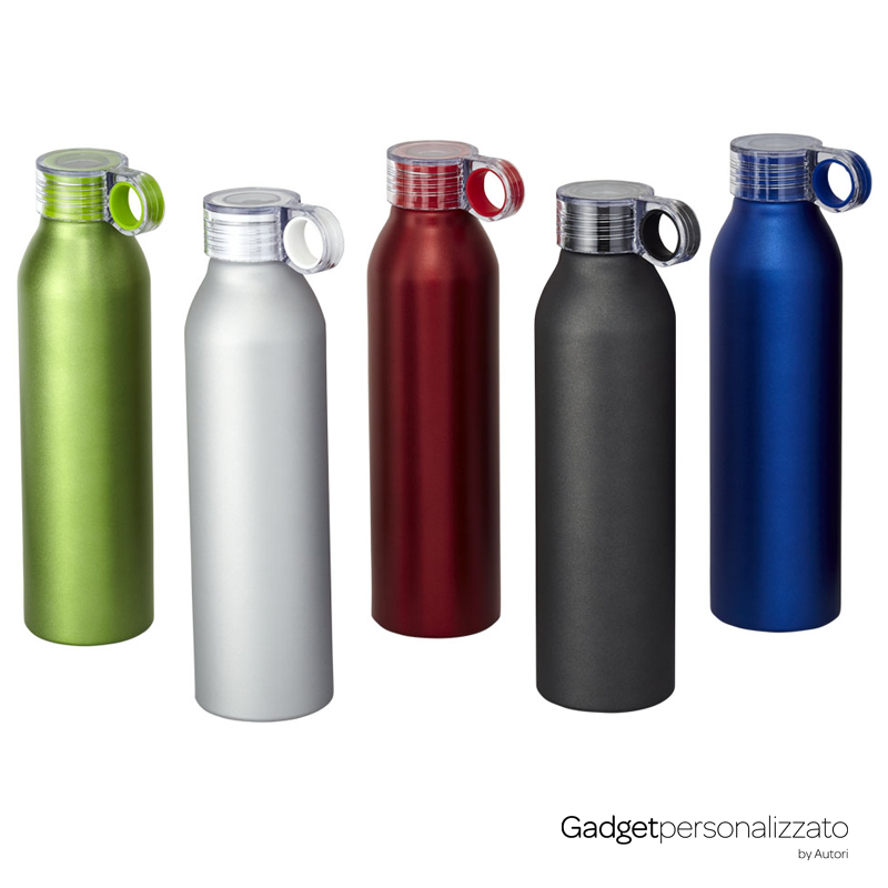 Bottiglia Grom Sport in alluminio 650 ml