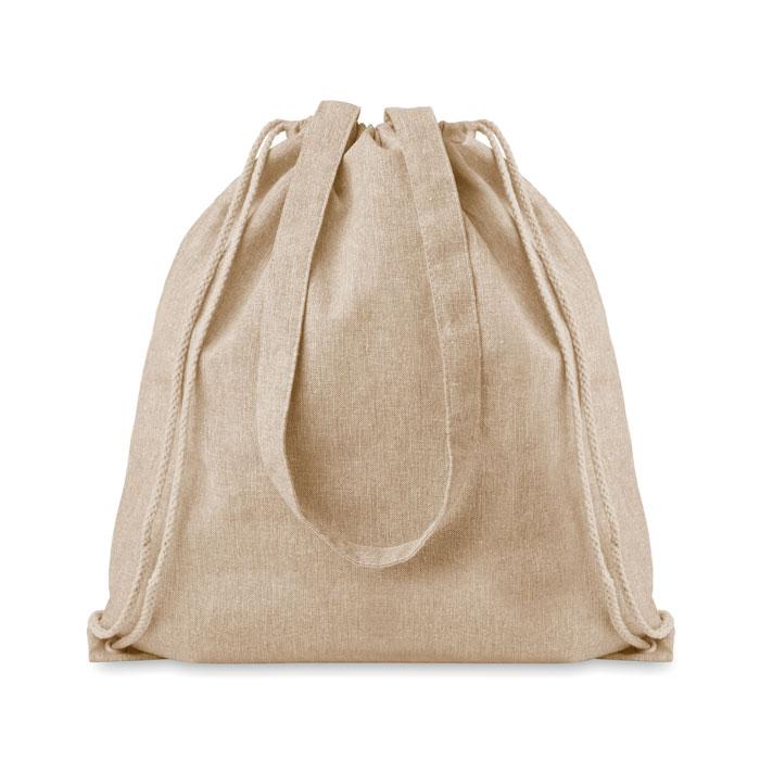 comprare popolare fc4fd 01dbf Zaino sacca con manici Moira Duo in poliestere e cotone ...