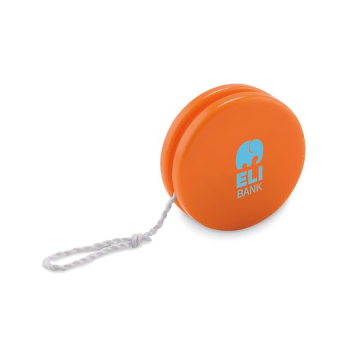 Yo-yo in plastica Flatyo