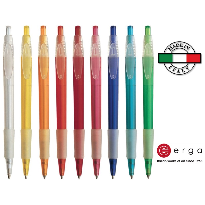 Penna a sfera Ultra Frost Erga Made in Italy