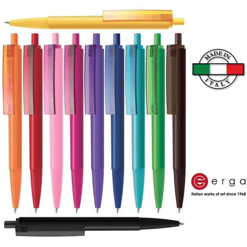 Penna a sfera e-Venti Solid Erga Made in Italy