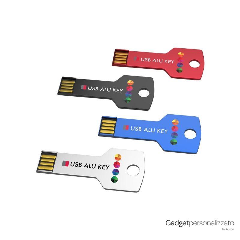 Chiave USB Alu Key