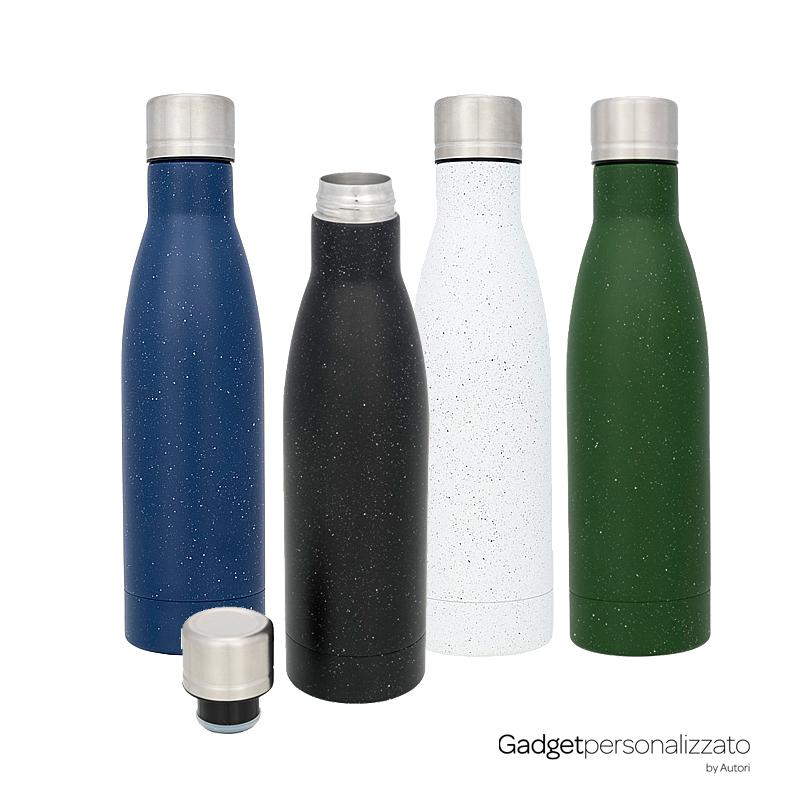 Bottiglia Vasa Speckled inox con isolamento sotto vuoto 500 ml