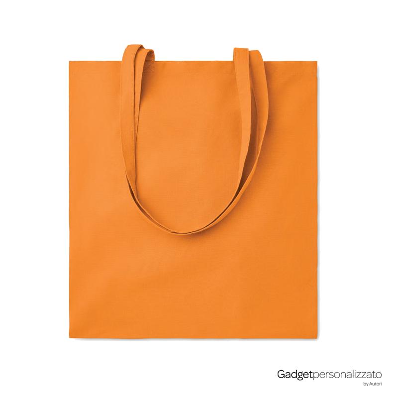 Shopper in cotone leggero Cottonel Colour cm 38x42