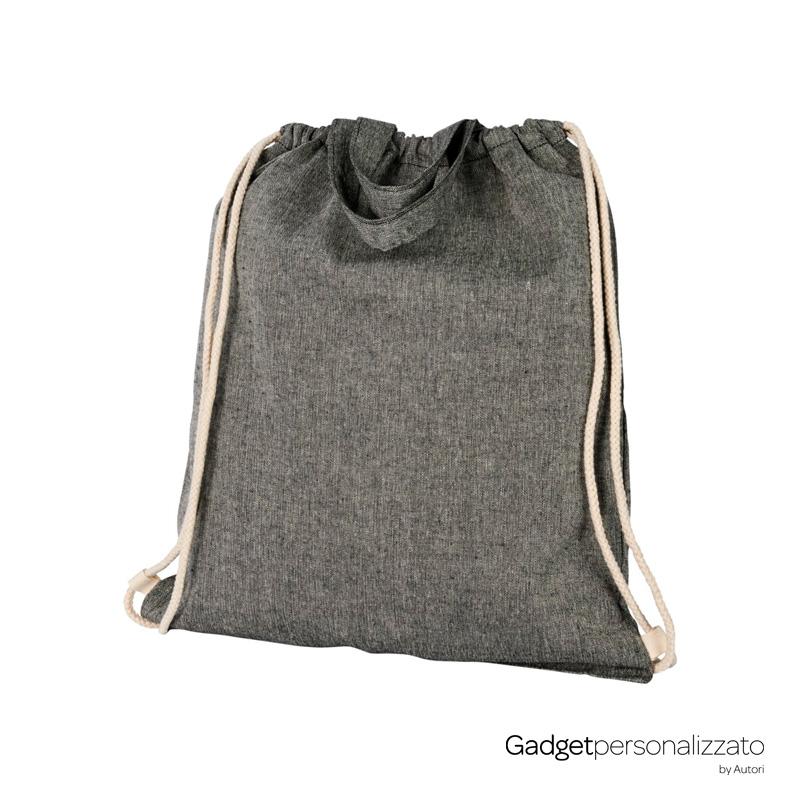 Zaino sacca Pheebs in cotone riciclato 150 g/m²