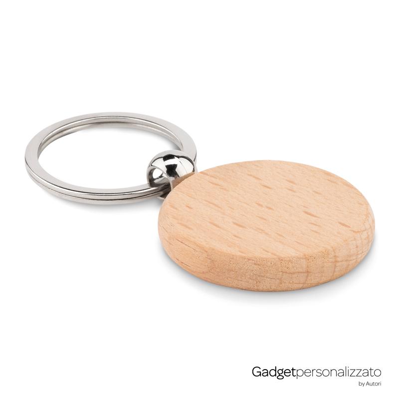 Portachiavi in legno Toty Wood