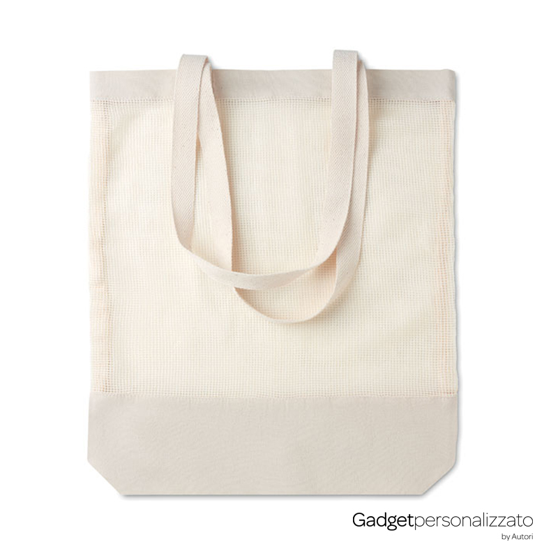 Shopper a rete Mesh Bag cm 41x38