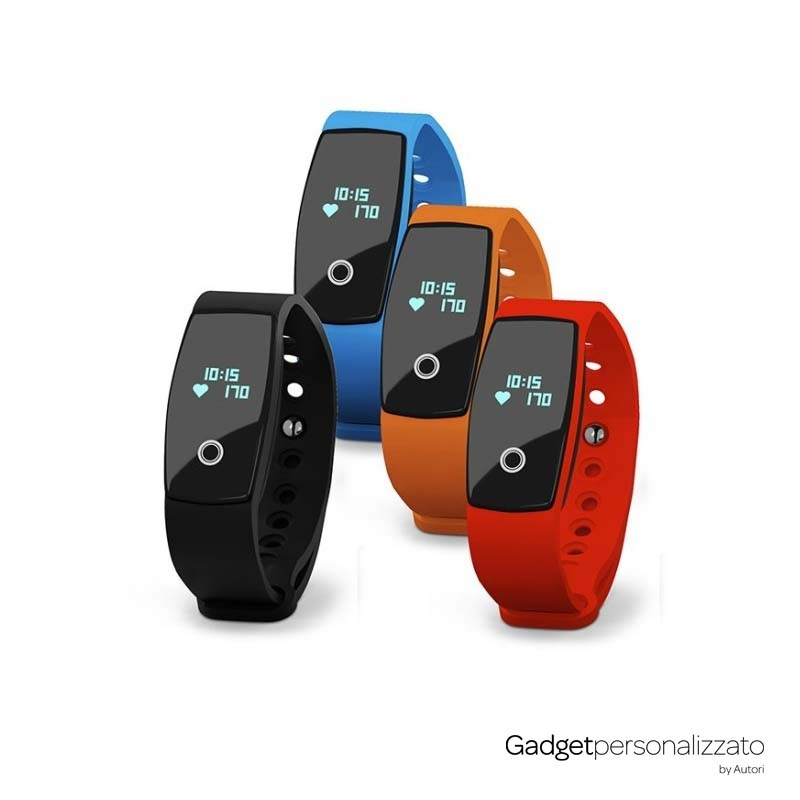 Activity tracker Cardio Color
